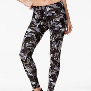 Nike Grey Camo Leggings
